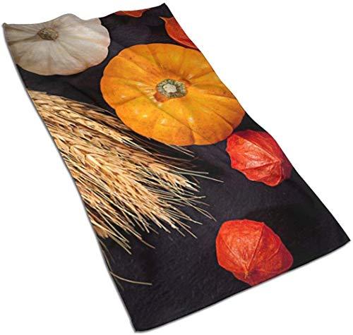 hotmoment-uk Handtuch für Jungen und Mädchen, Krümelmonster, Bedruckt, Polyester, Brokat, geeignet für Jugendliche, 30,5 x 69,8 cm