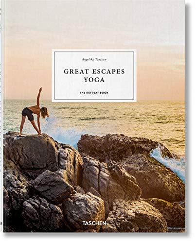 Great Escapes Yoga: The Retreat Book (Jumbo)