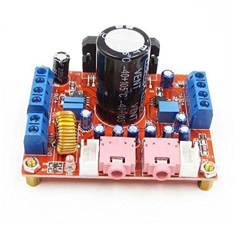Great Features Of Exiron TDA7850 4X50W Car Audio Power Amplifier Board Module BA3121 Denoiser DC 12V