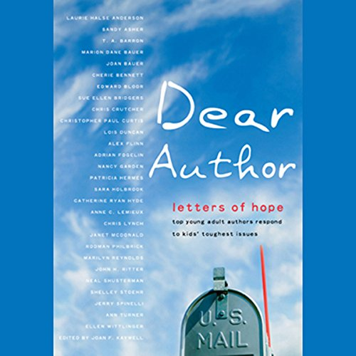 Dear Author cover art