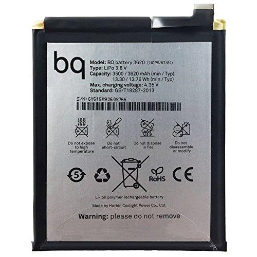Bateria Original BQ Aquaris M5.5 / M 2017 (Bulk)