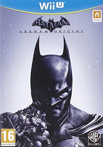 Nintendo Batman–Spiel (Wii U, Action/Abenteuer, T (Jugendliche))