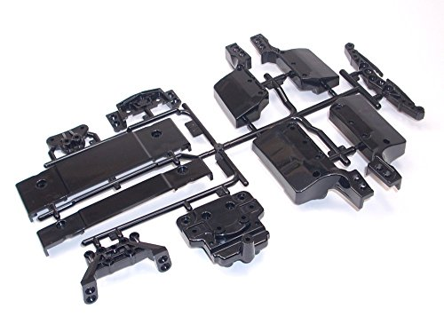 Tamiya 1:12 M-06 Chassis Lowride Pumpkin 51435 E-Teile Shock Absorber Mount TLP®