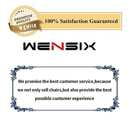 WENSIX Ergonomischer Gaming-Stuhl PC Bild 2*