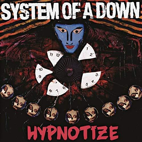 LP-SYSTEM OF A DOWN-HYPNOTIZE -LP-