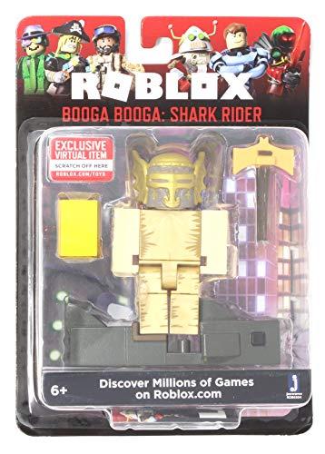 Roblox ROB0304 Figur Einzelfigur-Serie #7 Booga: Shark Rider