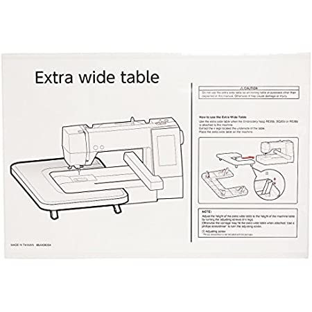 Janome MB-4 Extension Table