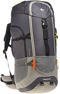 Hiking Camping Water Repellent Backpack Rucksack Forclaz 70L