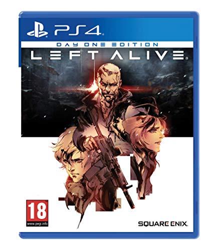 Left Alive - PlayStation 4 [Edizione: Regno Unito]