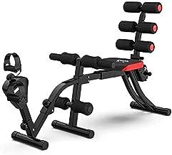 De hoogte van de kantelbare buikspieren van het trainingsapparaat is verstelbaar, geschikt voor sit-ups