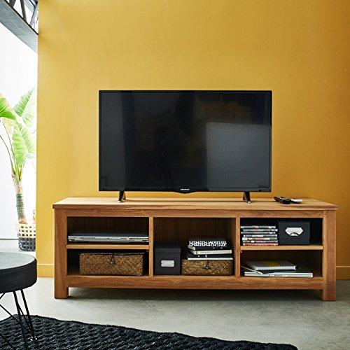 Meuble TV en Bois de Teck