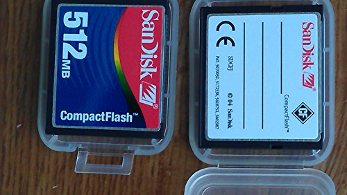 SanDisk 512 MB CompactFlash CF-Card
