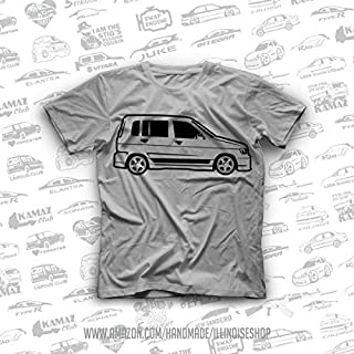 NIssan Cube Z10 Original T-Shirts 100% Cotton Free Shipping