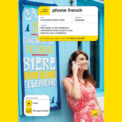 Teach Yourself Phone French cover art