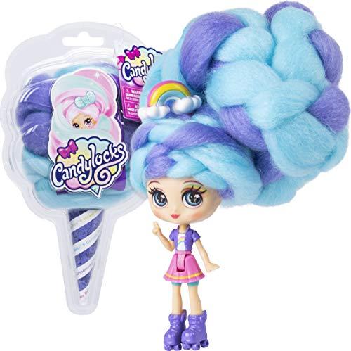 Candylocks Haarspielpuppen 7, 5 cm , unterschiedliche Varianten