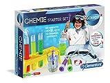 Clementoni 69175 Galileo Science – Chemie Starter-Set, farbenfroher Experimentierkasten mit Experimenten für Zuhause, Spielzeug für Kinder ab 8 Jahren,...