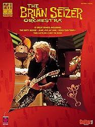 The brian setzer orchestra guitare