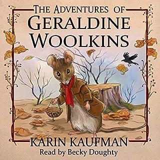 The Adventures of Geraldine Woolkins audiobook cover art