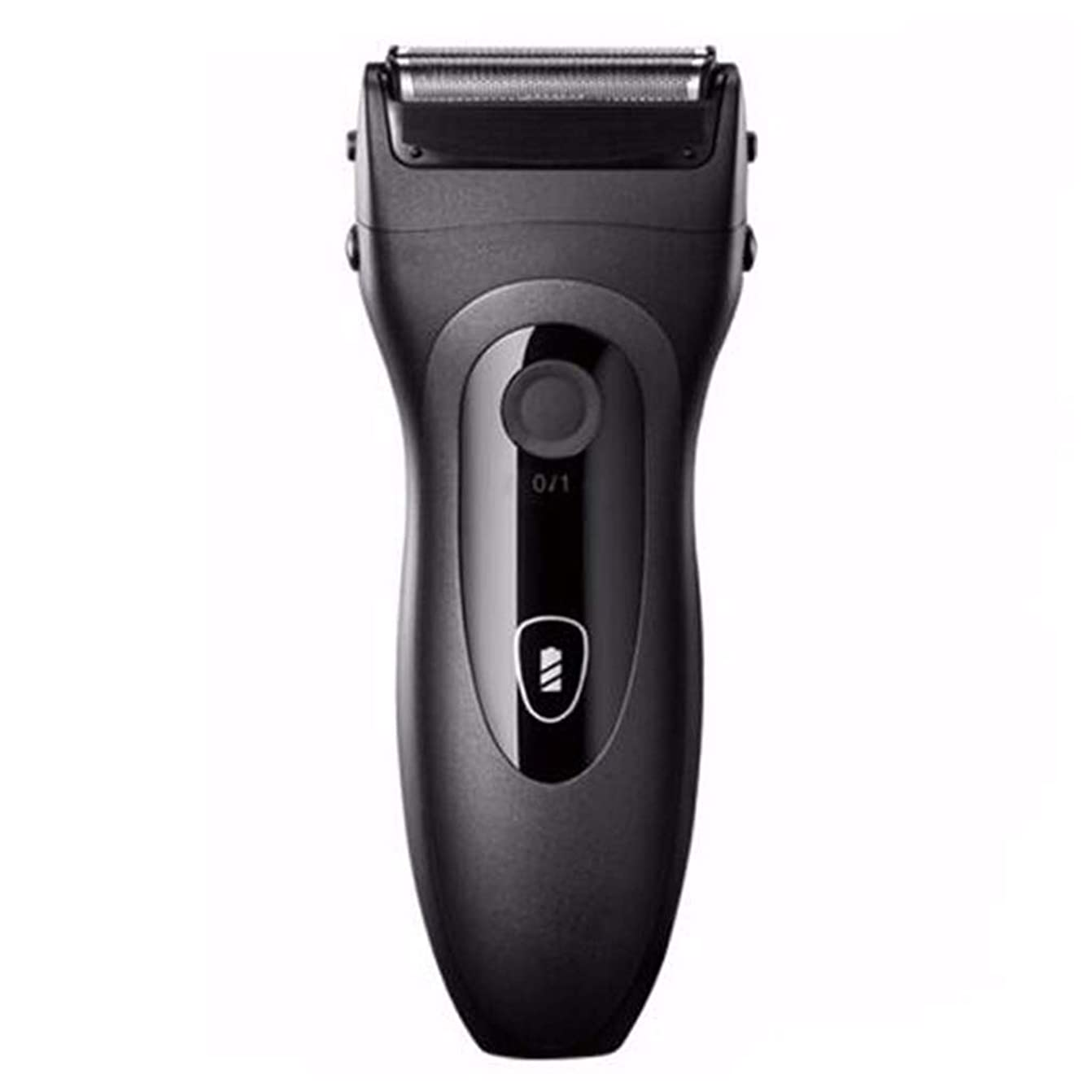甘美な水曜日無駄ひげそり 電動 メンズシェーバー,往復式 髭剃り 電気シェーバー USB充電式 IPX7防水 電気シェーバー ディスプレイ お風呂剃りドライ両用 人気プレゼント