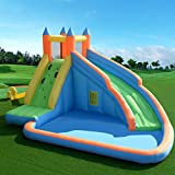 Inflatable Pools With Slides Review and Comparison