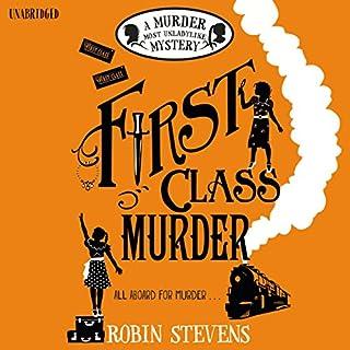 First Class Murder cover art