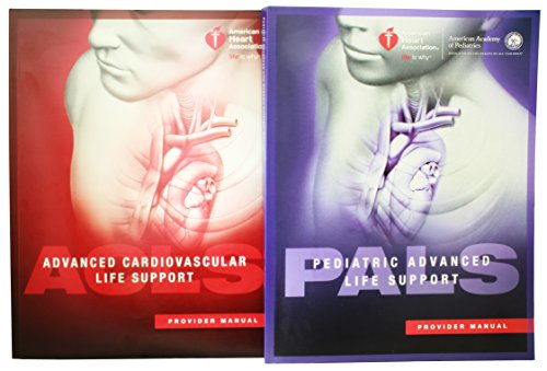 Price comparison product image Provider Manual Bundle - Advaned Cardivascular Life Support (ACLS) & Pediatric Advanced Life Support (PALS)