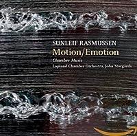 ソンライフ・ラスムセン:モーション/エモーション ~室内楽作品集(Sunleif Rasmussen: Motion/Emotion)[SACD-Hybrid]