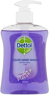 Dettol Liquid Hand Wash Care Lavender 250ml, Antibacterial 8350601