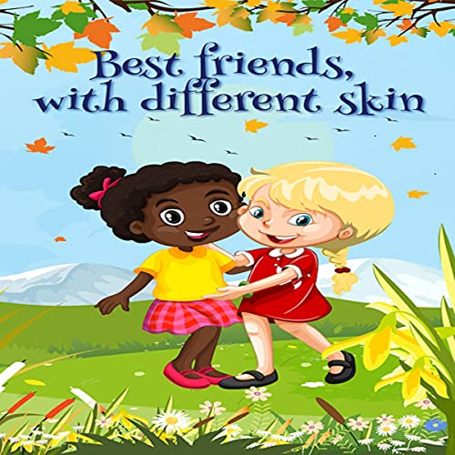 Best Friends, with Different Skin cover art