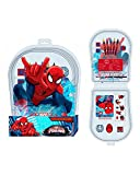 Astro Europa Set Pintura Spiderman Marvel Ultimate 15pz, Multicolor (AST1723)