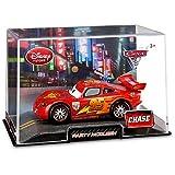 "4 années Disney Cars ""2"" 1:48 Die Cast Car Party Lightning McQueen ""Chase "" (Disneystore exclusive) collectionneur de voitures"