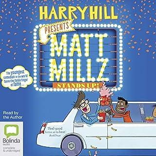 Matt Millz Stands Up! audiobook cover art