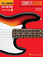 Hal Leonard  Bass Method: Books 1,2 & 3 Bound Together in One Easy-to-Use Volume!