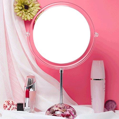 Aechoo Mural Miroir maquillage miroir de rasage DEL Lighted LUXE...