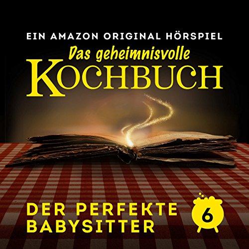 Der perfekte Babysitter audiobook cover art