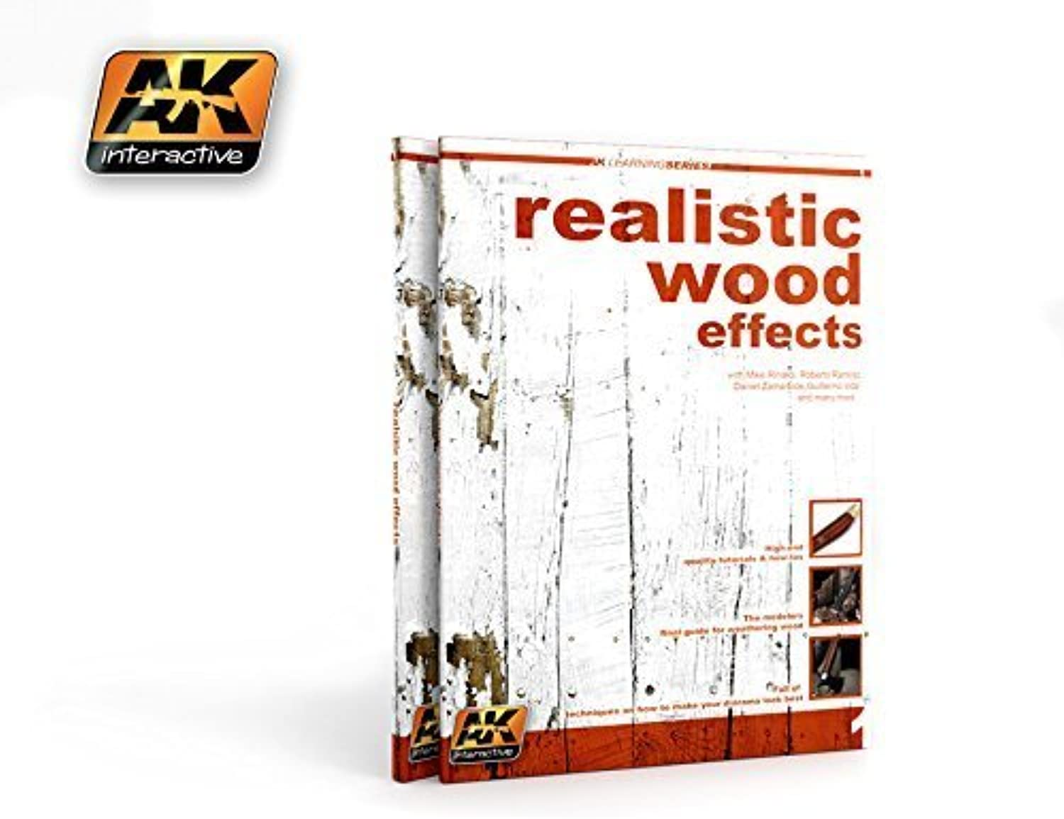 AK Interactive Realistic Wood Effects