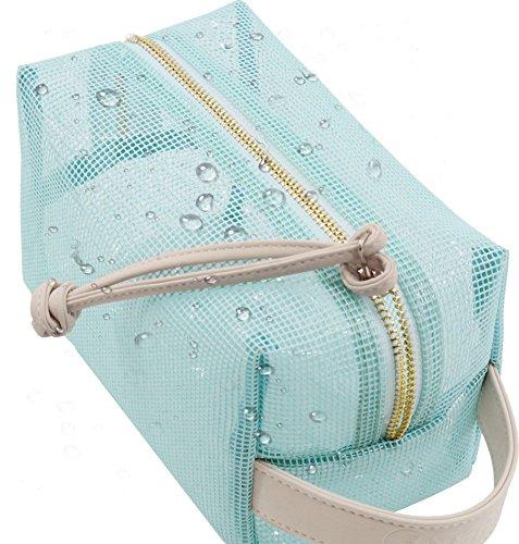 LERT Sac cosmétique économiseur d'eau,commode pour voyager