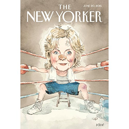 The New Yorker, June 20th 2016 (Jennifer Gonnerman, Raffi Khatchadourian, Louis Menand) audiobook cover art