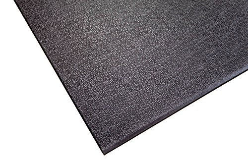 Supermats Heavy Duty P.V.C. Mat Ideal for Spinning Bikes