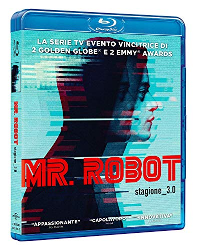 Locandina Mr.Robot Stg.3 (Box 3 Br)