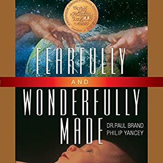 Fearfully and Wonderfully Made audiobook cover art