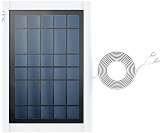 Ring Solar Panel For Ring Video Doorbell 2, Video Doorbell 3, Video Doorbell 3+ and Video Doorbell 4