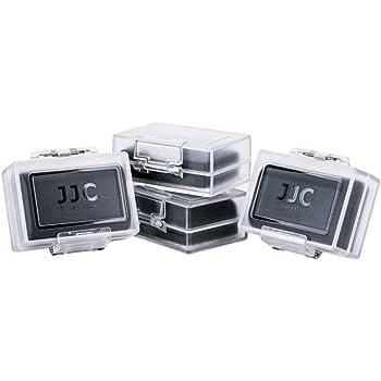 Waterproof  Polycarbonate Silicon Li-ion Battery Case Holder Box for LP-E8