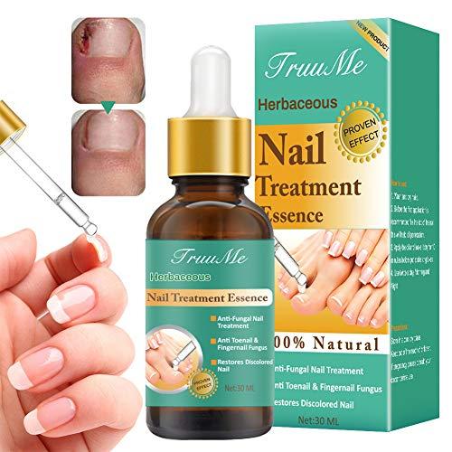Toenail Fungus Treatment, Nail Repair Solution, Nail Fungal Treatment, Maximum Strength Nail Solution, Restores Healthy Appearance of Discolored & Damaged Nail
