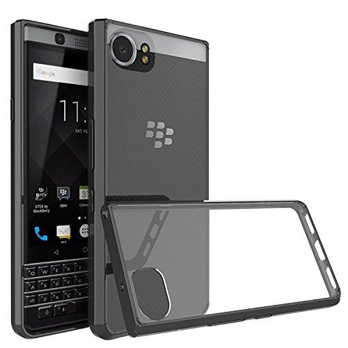 CiCiCat BlackBerry KEYone Hülle Handyhüllen, Hard PC Back Cover Hülle Schutz Hülle Tasche Schutzhülle Für BlackBerry KEYone.(4.5'', Schwarz)