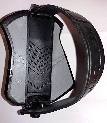 Kettler Pedal Links und rechts Heimtrainer Ergometer SP-243 2 K schwar/grau mit Riemen