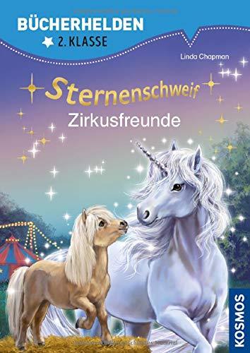 Sternenschweif, Bücherhelden 2. Klasse, Zikusfreunde