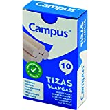 Tizas Blancas Campus Baby, Cajas de 10 tizas