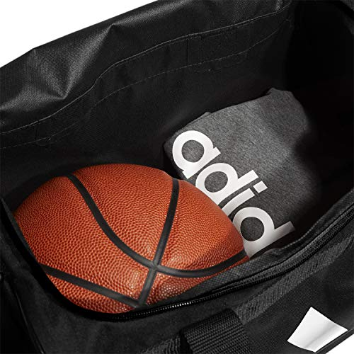 adidas Unisex Diablo Small Duffel Bag, Black, ONE SIZE