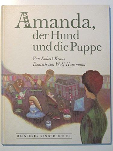 Amanda, der Hund und die Puppe